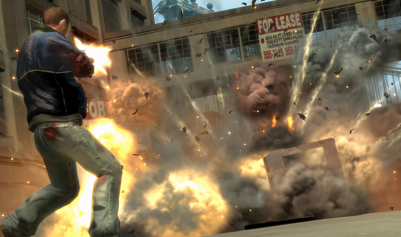 如果你玩盗版《GTA4》会被R星惩罚