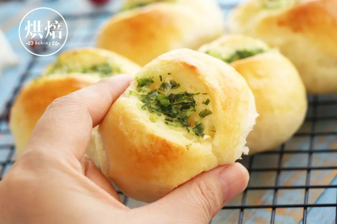 土豆加入面包 快速揉出手套膜 面包放三天都不老化 神奇
