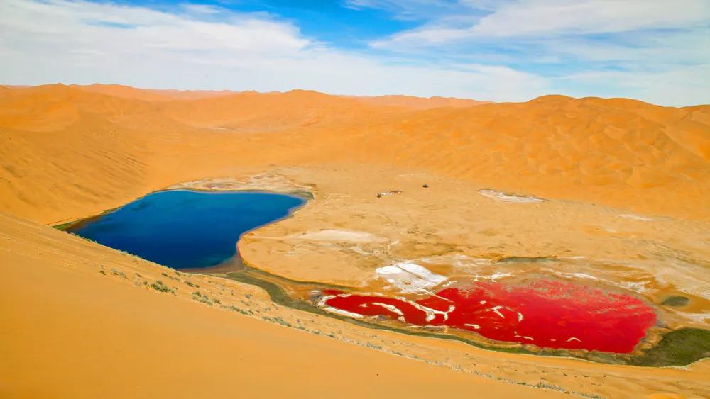 这不仅是中国最美丽的沙漠,可以说是世界最美丽的沙漠