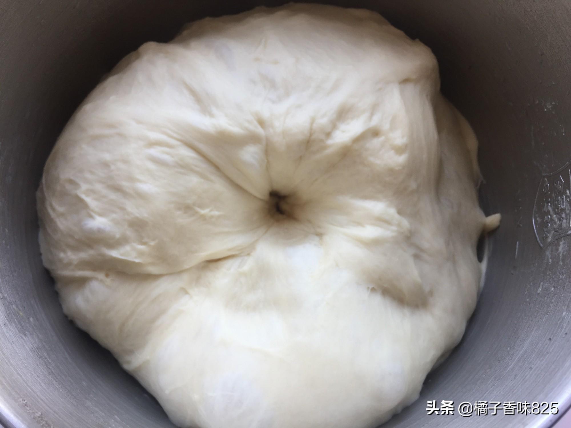 甜甜圈在家做,告別點外賣,蓬鬆酥軟吃起來就收不住嘴,太簡單了