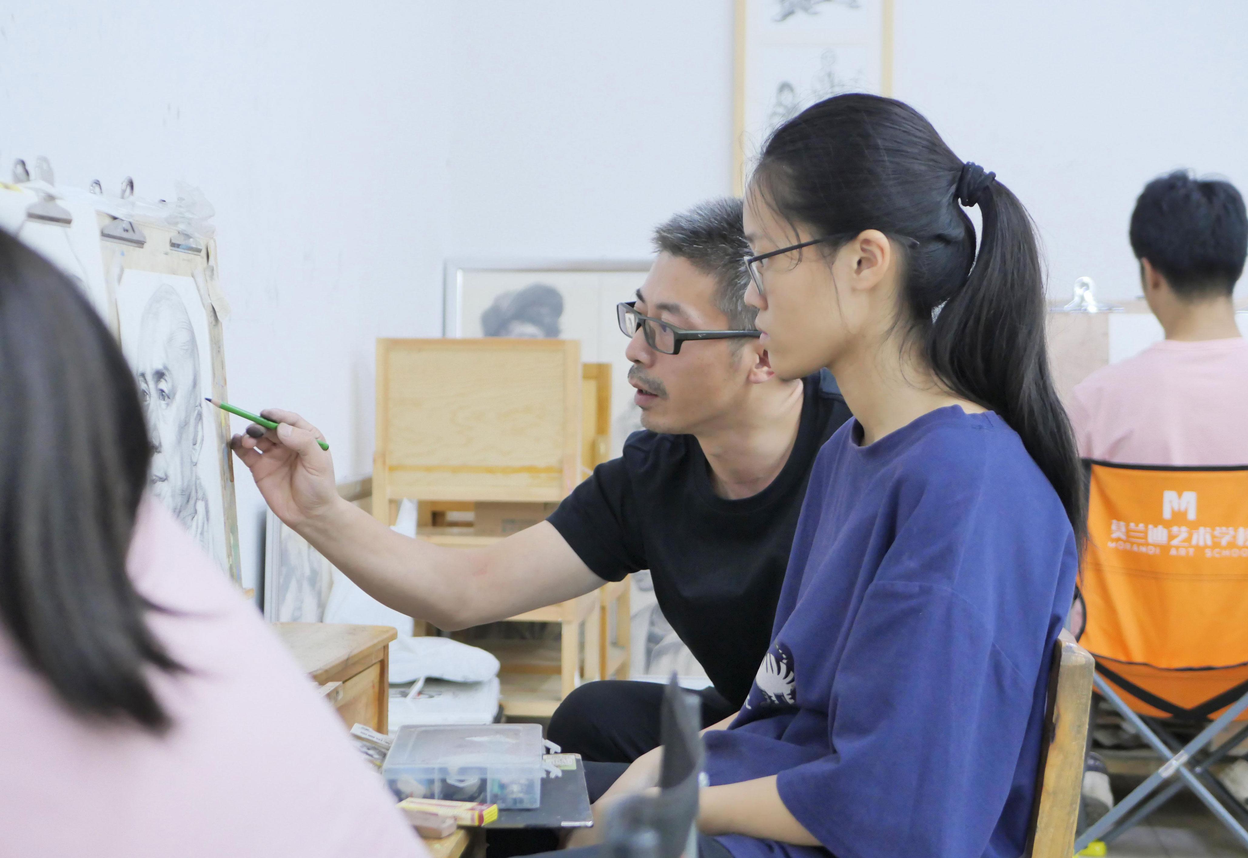 最新公布 九大美院與六大藝術學院的區別,美術生必看