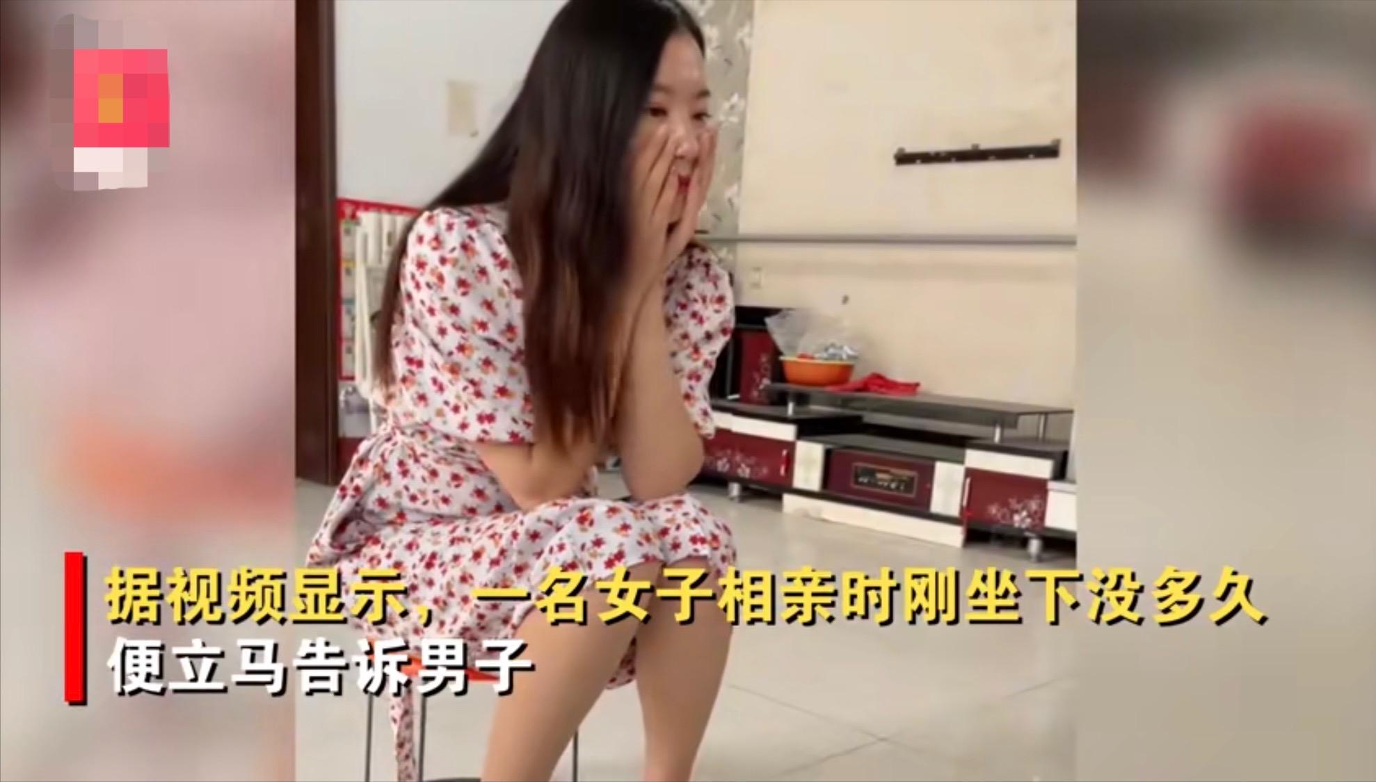 山东一女子相亲,刚坐下就坦白自己离婚带娃,男子反应尴尬又现实