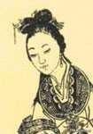 帝王后妃才女简介与诗词