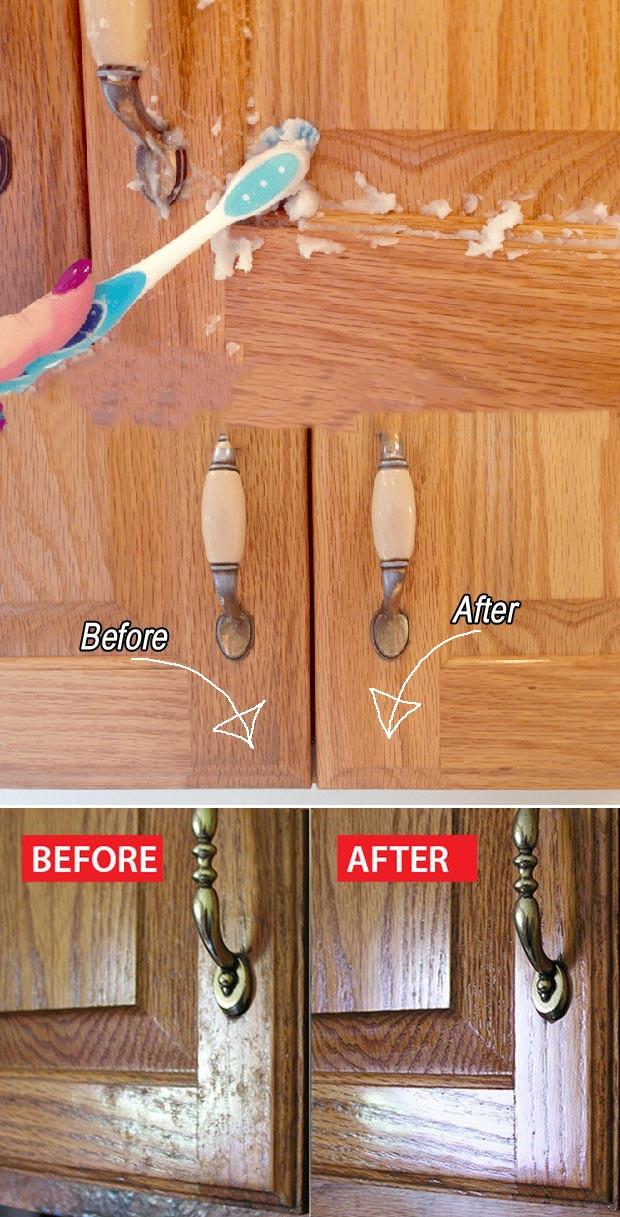 8个清洁小技巧,花半天就能搞定卫生 家务妙招 第10张
