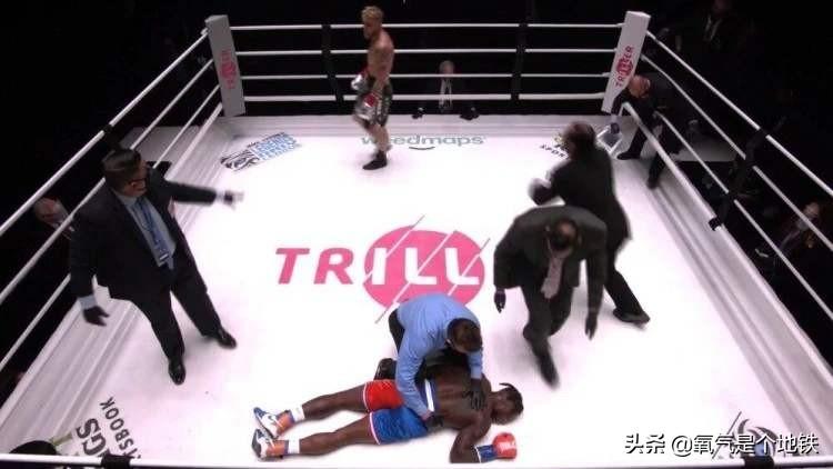 干掉内特的网红打拳击能赢詹姆斯吗?当事人:不能,因为他太强壮