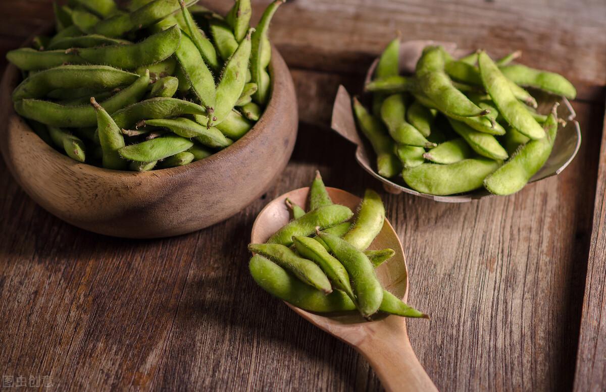 爱出汗的要多吃这豆子,钾含量很高,随便一煮,越吃越有味 美食做法 第4张