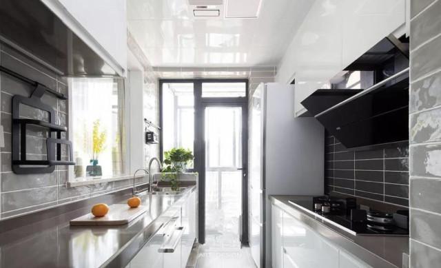 厨房怎么装修,才能不留卫生死角?