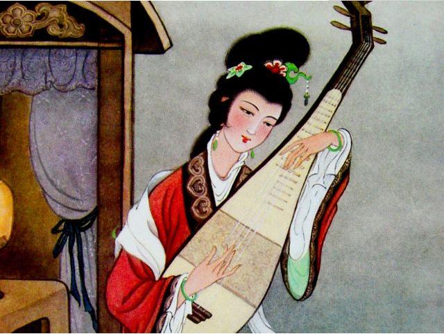 琵琶为何在隋朝成主流?大才子隋炀帝也是爱好者