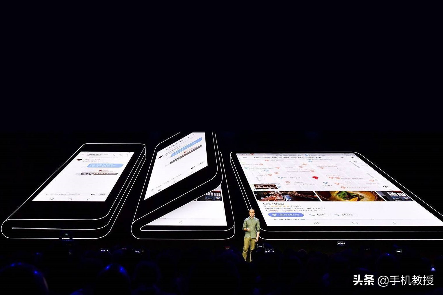 盘点6种主流屏幕设计,刘海、升降成历史,谁才是最后赢家?