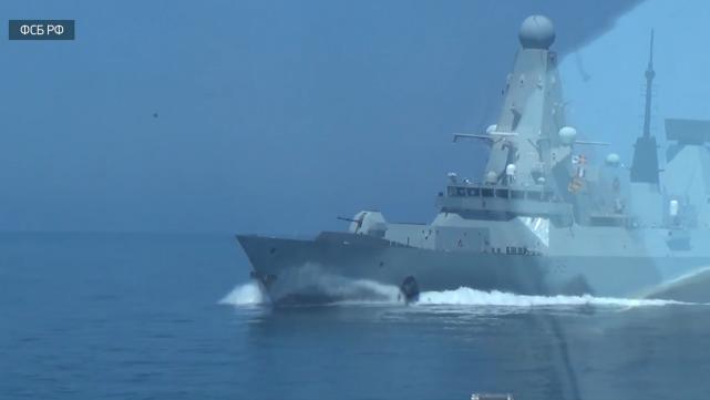 俄外交部:英国军舰闯入俄领海,美国不可能不知情
