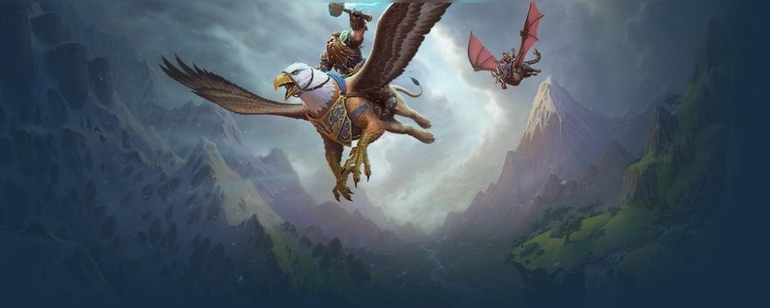 新玩家看过来,如何在《魔兽世界》中入手最新款坐骑