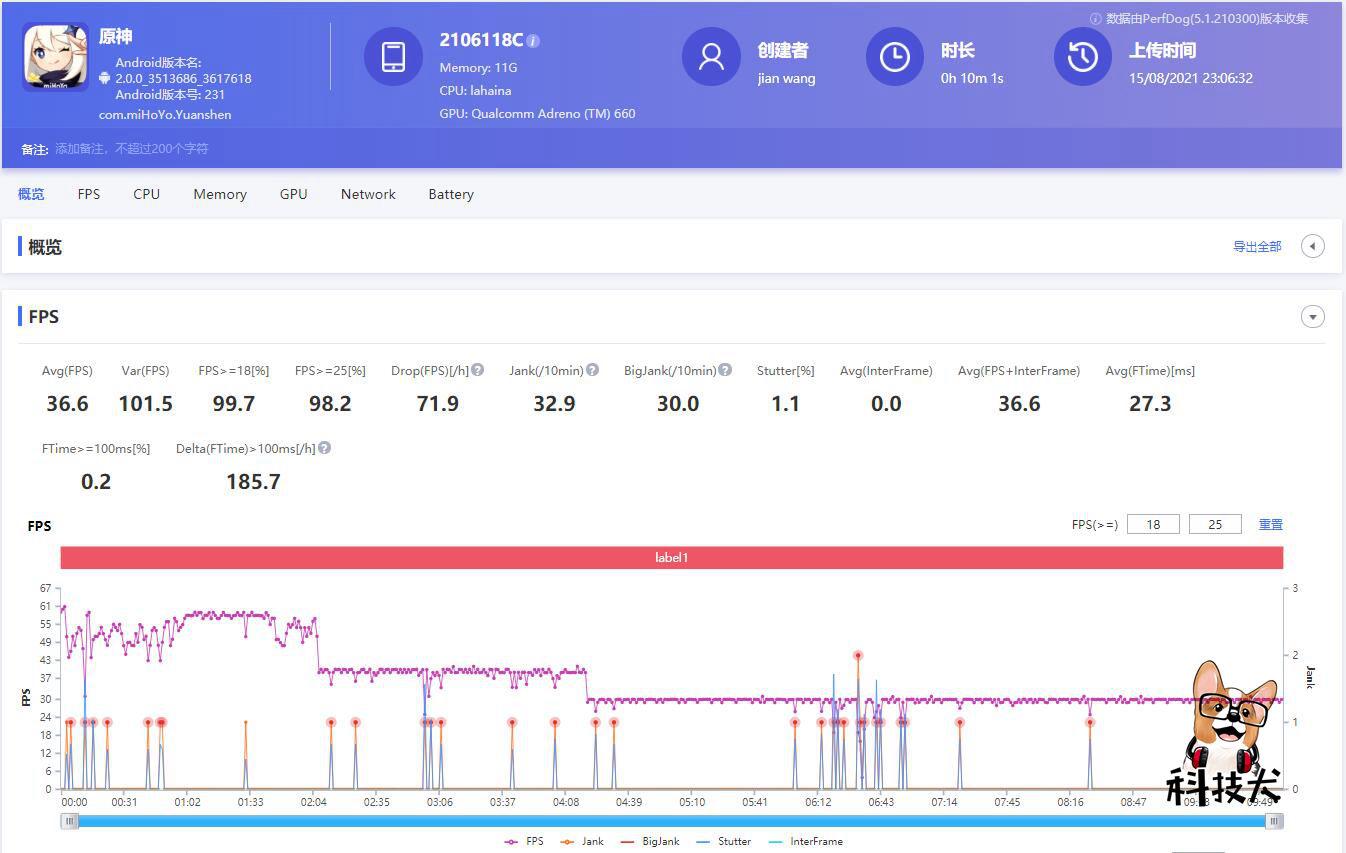 荣耀Magic3 Pro全特效《原神》实测:真的存在高通独家优化吗?
