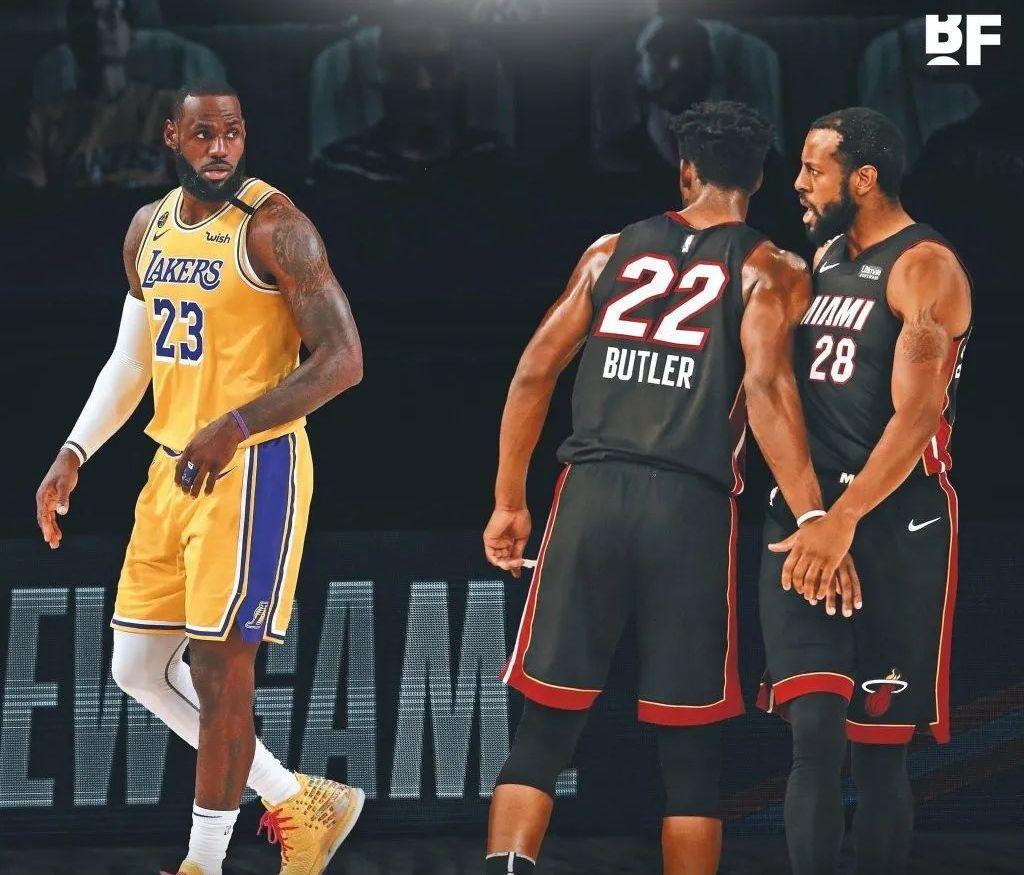 NBA直播:湖人vs热火,湖人三分全无,詹姆斯独木难支遭复仇