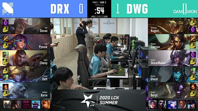 "DWG暴打DRX?Deft状态不佳,赛后""罚站""总结问题"