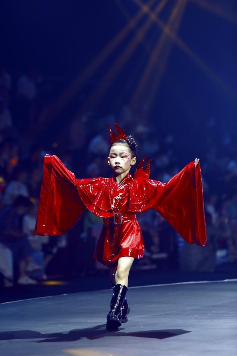 2021精英童模超级联赛形象推广大使——李嘉琪