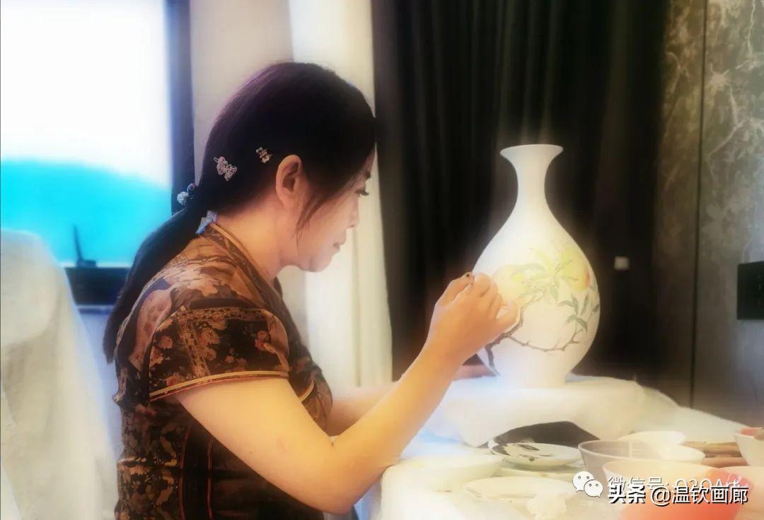 王俊兰艺术鉴赏