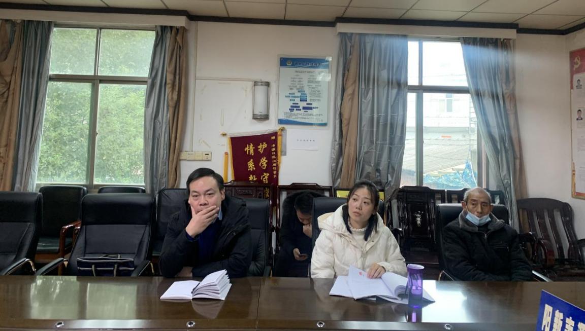春风化雨谱和谐 阳新县检察官高效调解村民矛盾