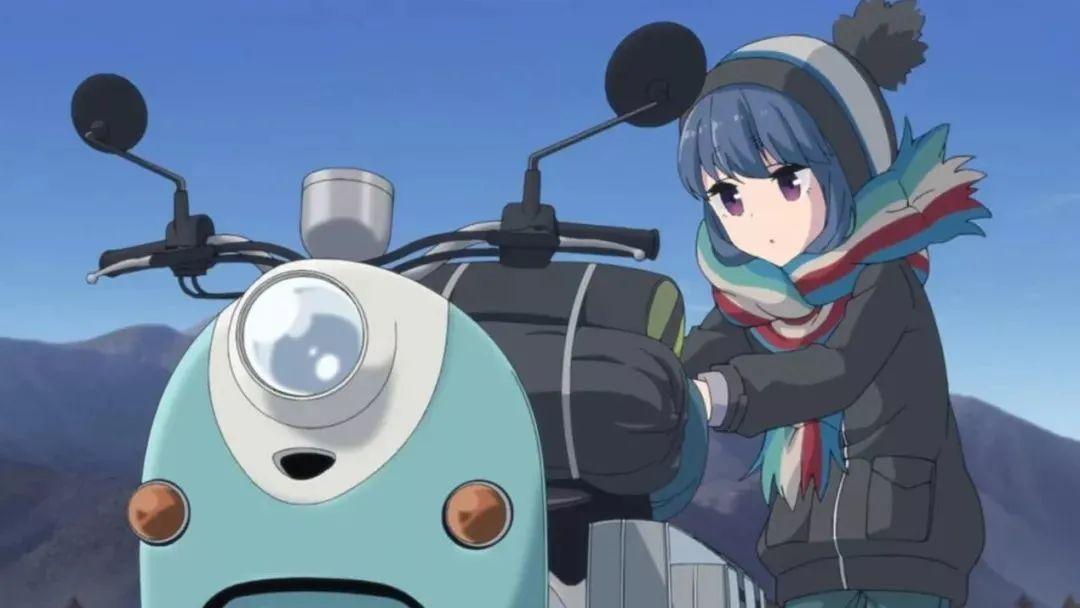 美少女與機車這種搭配你見過多少?動畫中與摩托車相關的角色排行