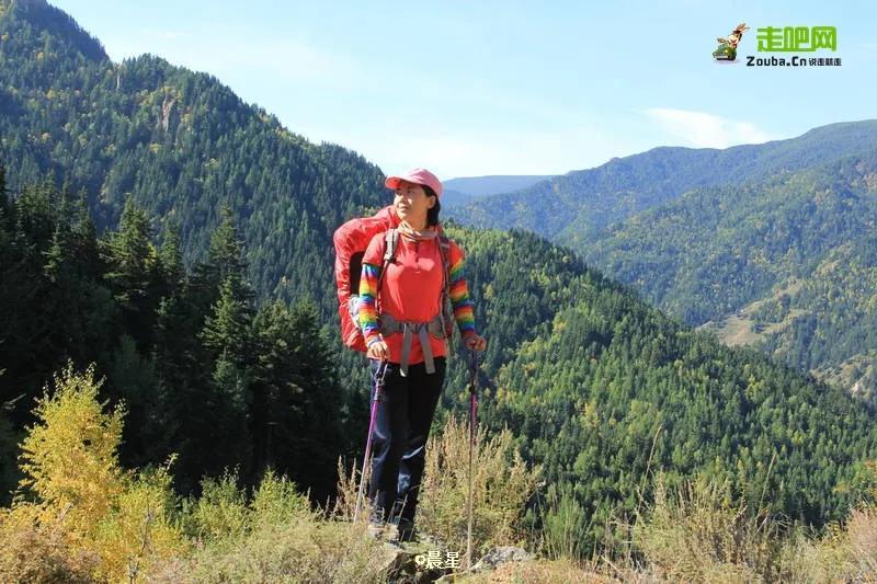 登山十年,文弱上市公司经理,成为足迹踏遍祖国群山的户外达人