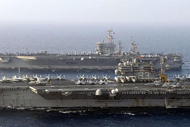 从中美南海对峙开始,世界就已经意识到:中国的崛起早已势不可挡