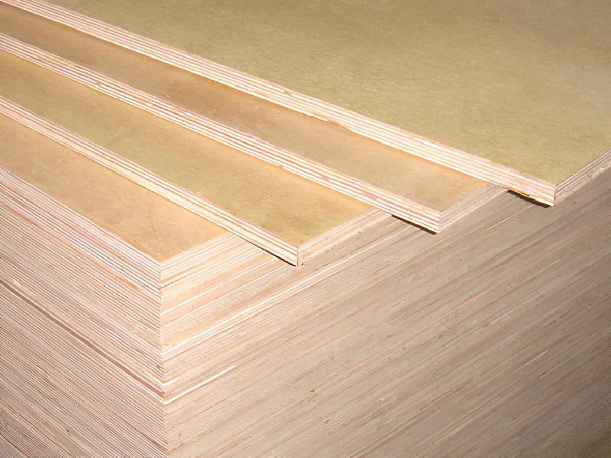 定制家具行业人推荐的板材-实木指接板