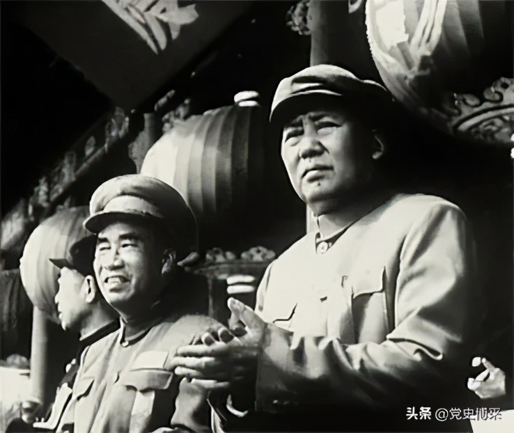 毛泽东点将彭德怀挂帅抗美援朝的台前幕后