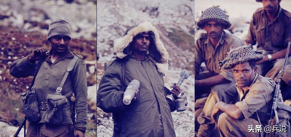 1967年印军入侵乃堆拉,枪杀我1名连长,我军被迫击毙67名印军