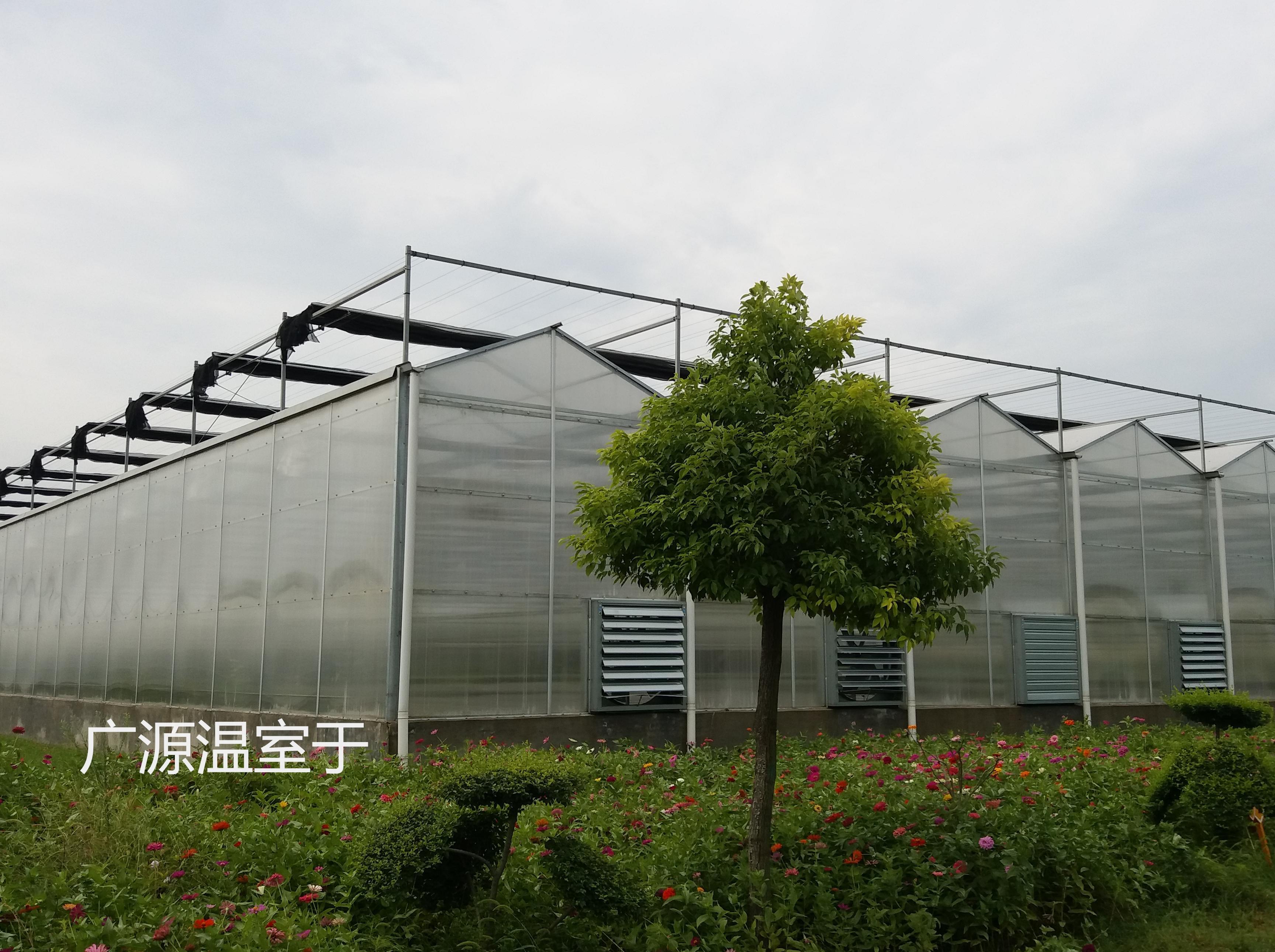 什么是智能连栋温室大棚,连栋温室大棚设计参数有哪些