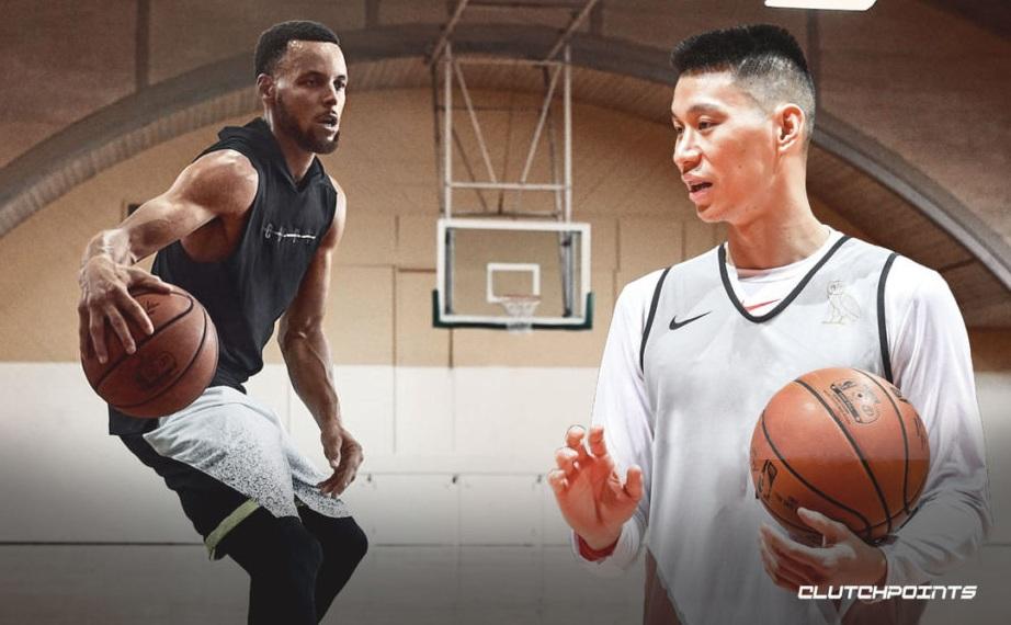 NBA記者披露更多細節!林書豪已經參加勇士隊的隊內對抗賽,他還被委任去對位Curry!-籃球網
