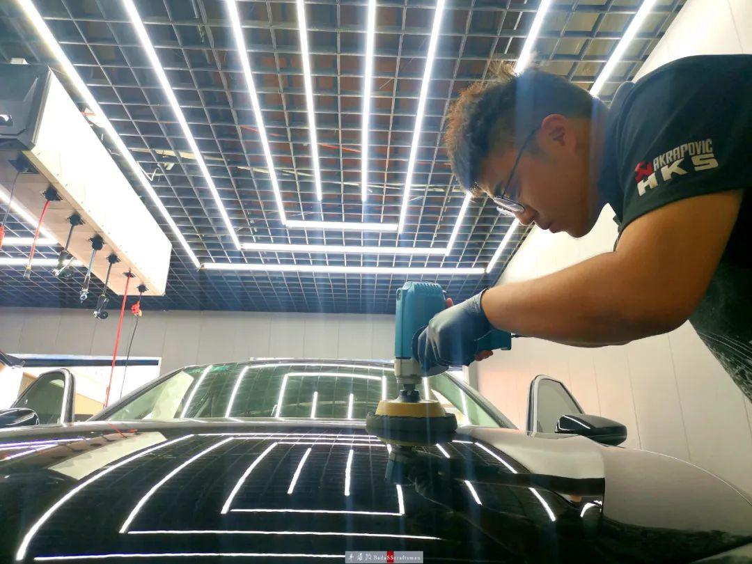 精细化服务,汽车整备合集