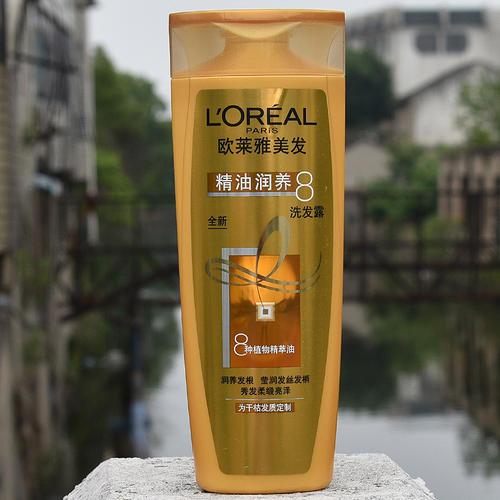 欧莱雅3款洗发水分析:茶树系列适合油头,精油款洗完不用护发素