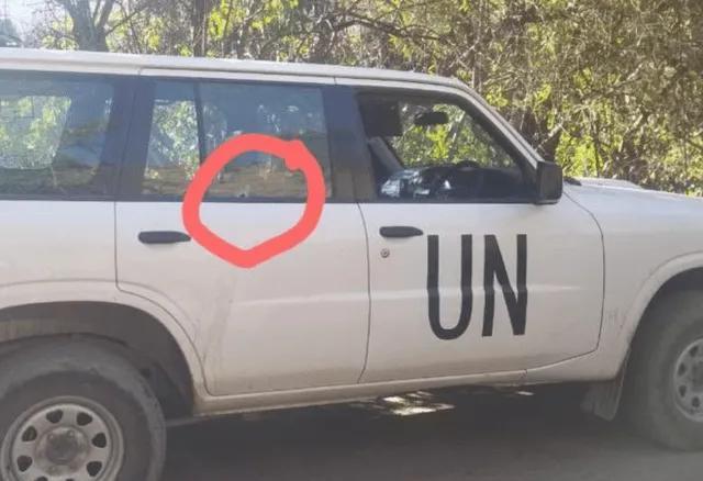 印军居然向联合国车队开火,什么底气让莫迪敢冒天下之大不韪?