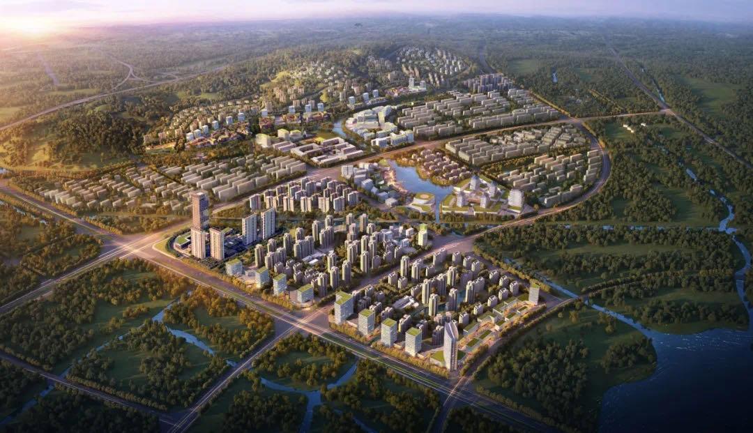 绿地滇池国际健康城推进顺利,只是一期计划今年内完工有点悬