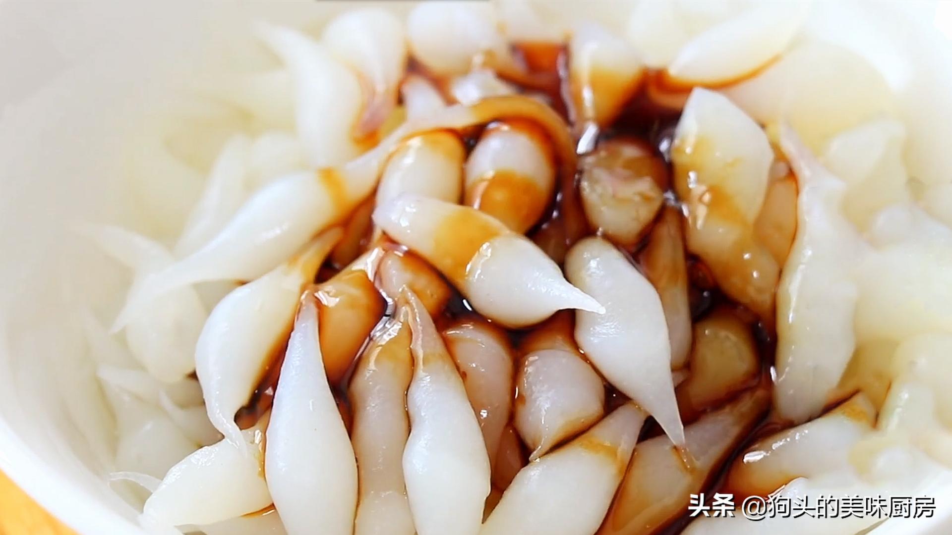 天热就喜欢吃它,6块钱一碗,自己也能做,筷子一搅,爽滑又筋道 美食做法 第15张