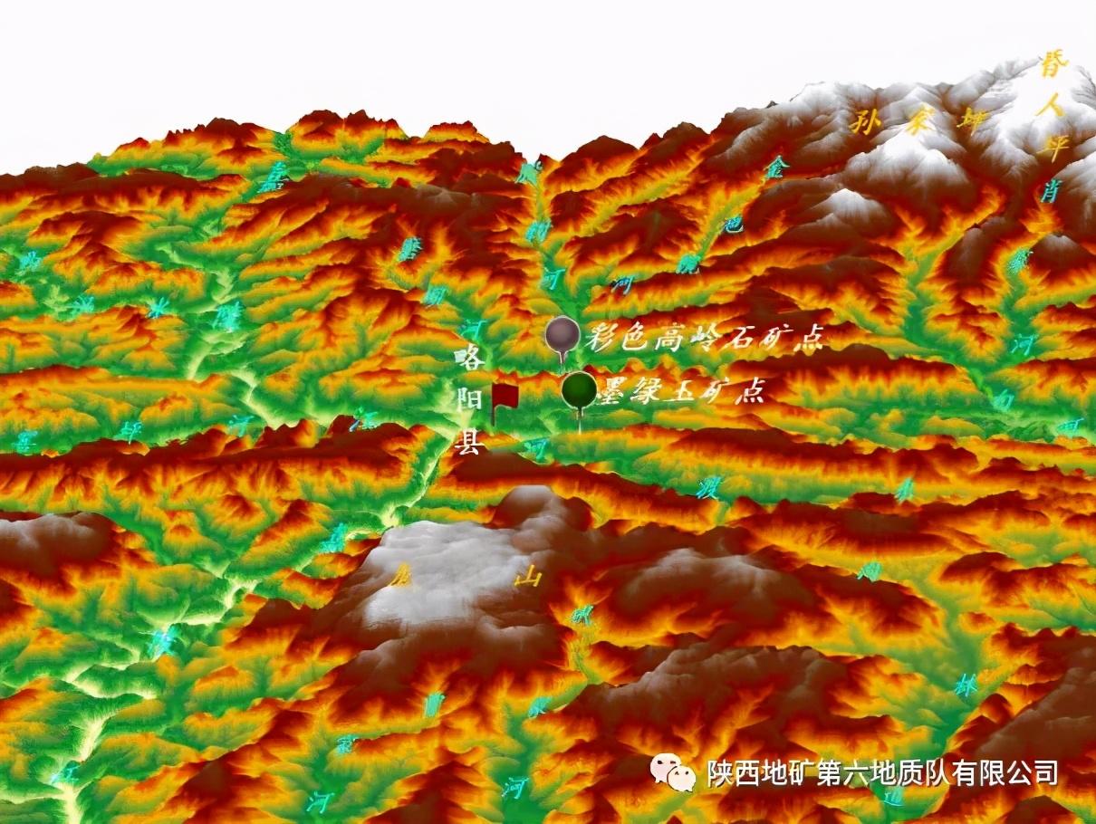 """陕西汉中地区的玉石资源,附精美图片,还有详细""""藏宝图"""""""