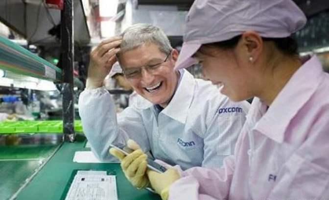 假如苹果真的撤离了中国,将会造成什么影响?富士康创始人这么说