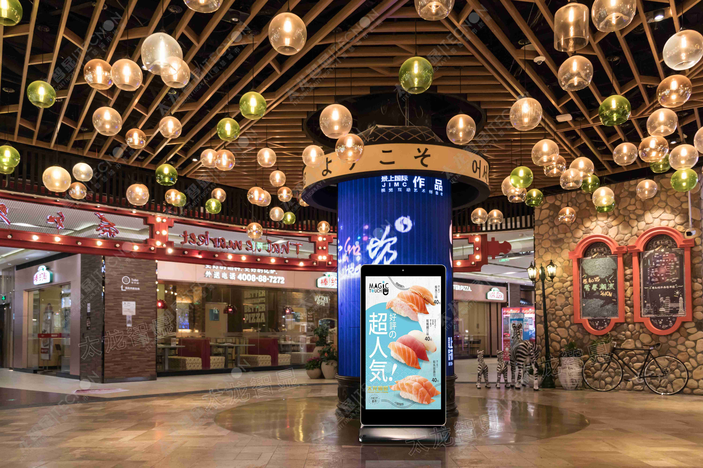 太龍智顯LED廣告機打破傳統廣告模式拓展更寬廣的應用藍圖