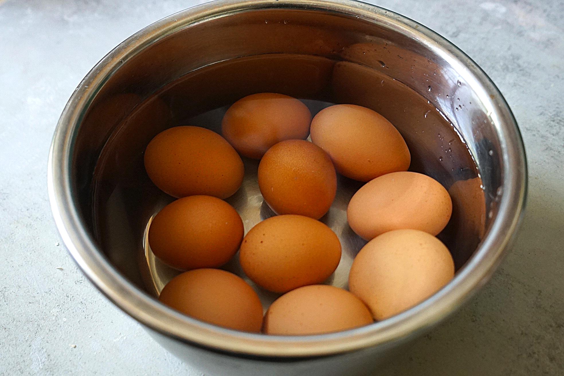 今日立夏,记得给家人煮立夏蛋,吃了热天不疰夏,顺利度过夏天 美食做法 第4张