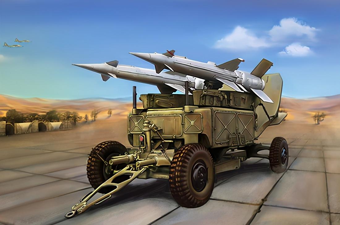 小号手6月新品预告:苏联SA-3B/俄罗斯S-300V 9A85/中国海军72A