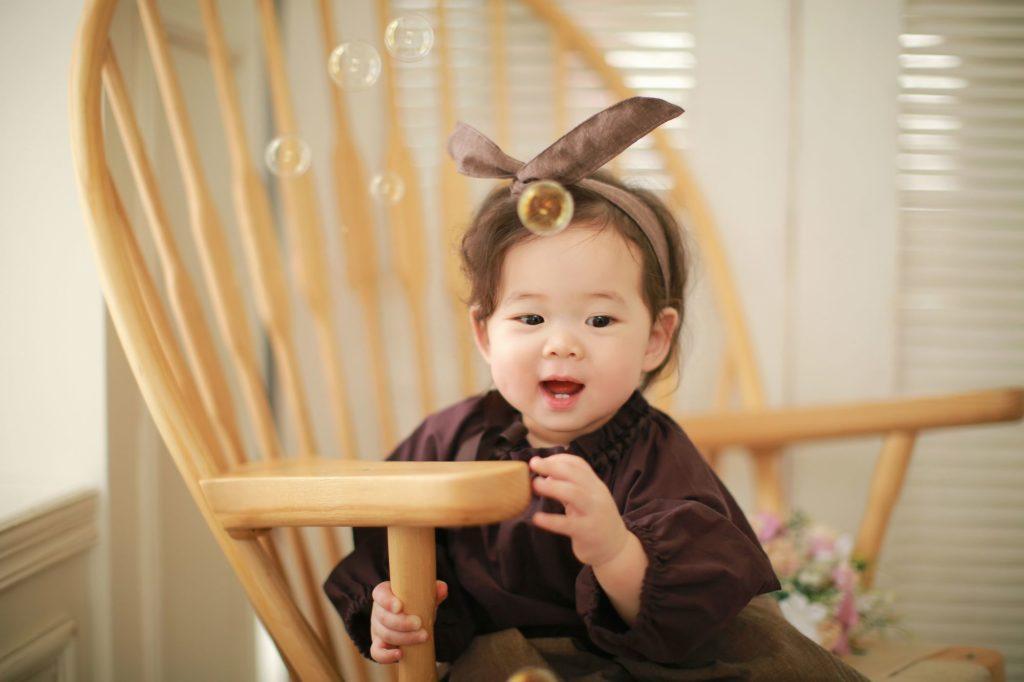 儿童摄影中应该给宝宝化妆吗?