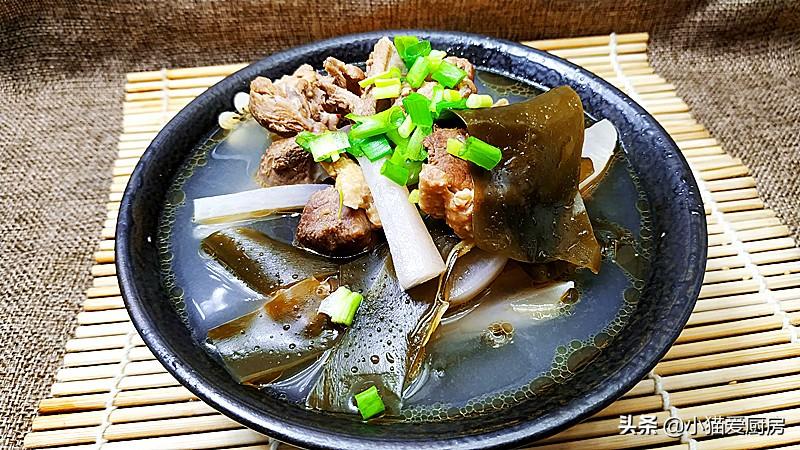 鸭肉炖萝卜汤 先放萝卜还是先放鸭子?大厨教你正确做法