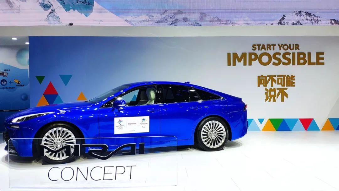 向过去说不,丰田挑战电动汽车不可能