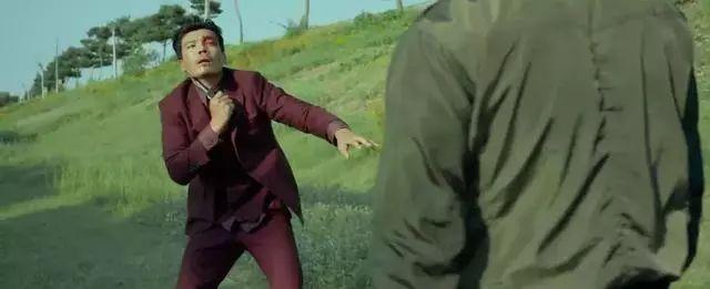 马东锡最新动作犯罪片,又给男人们上了一课!