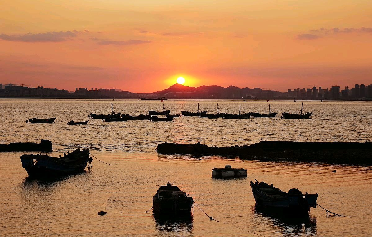 """中国也有""""四大渔场"""",你知道都是哪些吗?"""
