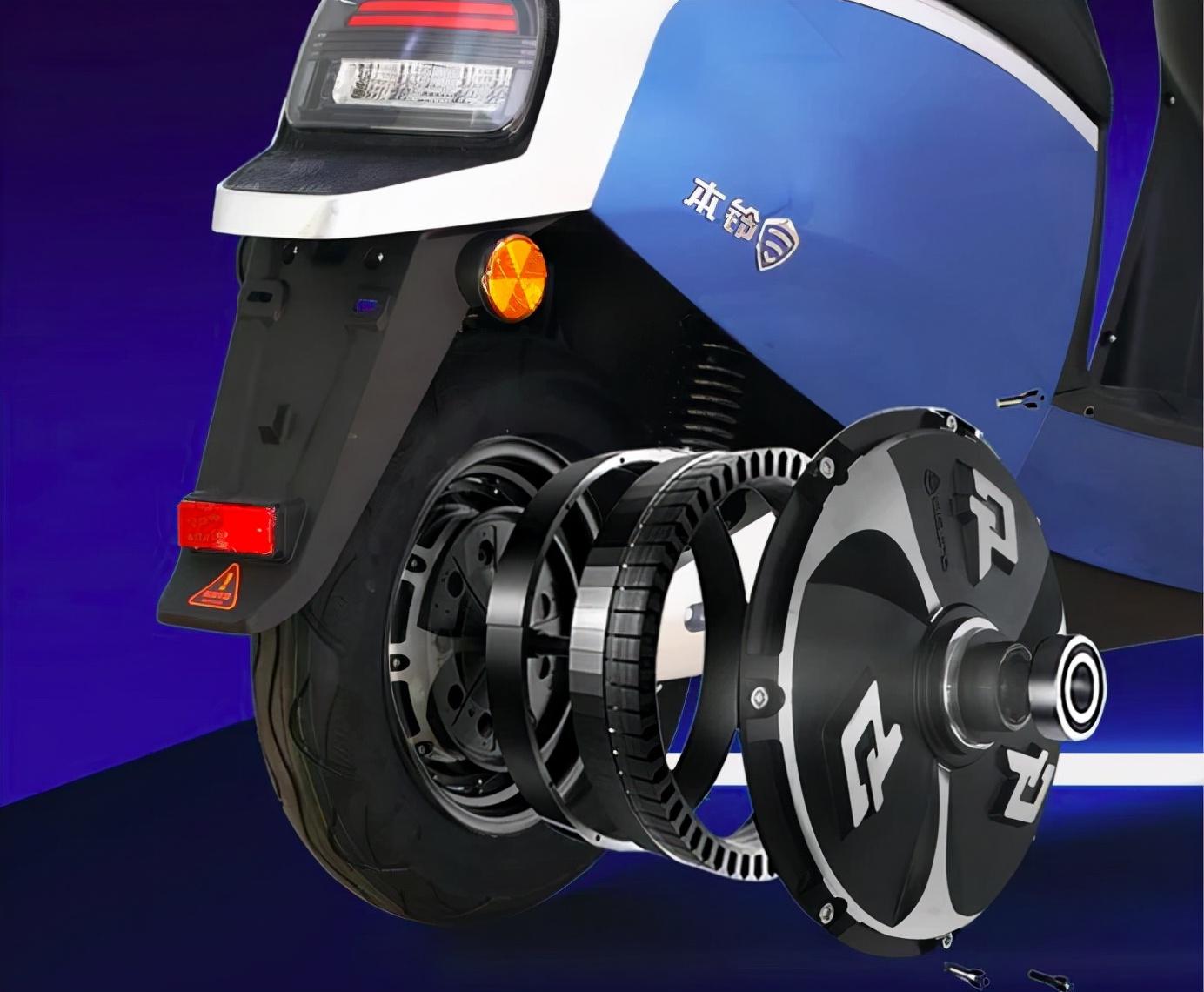 轮毂电机、中置电机到底哪个好?为何大多数电动车不用中置电机?