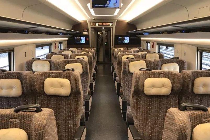 为什么高铁动车车厢,只有8节或者16节车厢?不能再增加吗?