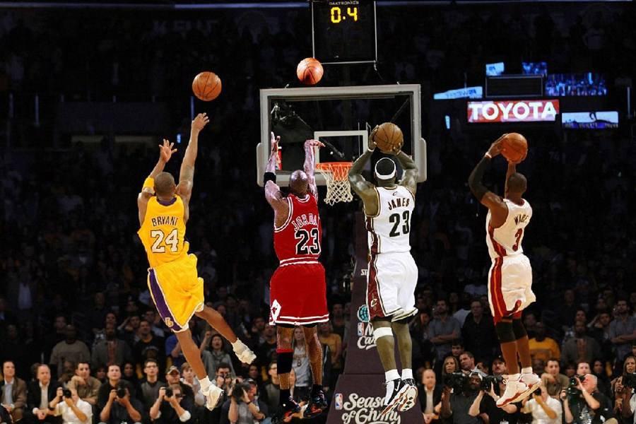 最后时刻绝杀给谁?盘点NBA绝杀次数最多的球星