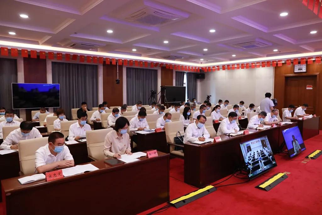 张安顺:践行习近平法治思想 为龙江振兴提供法治保障