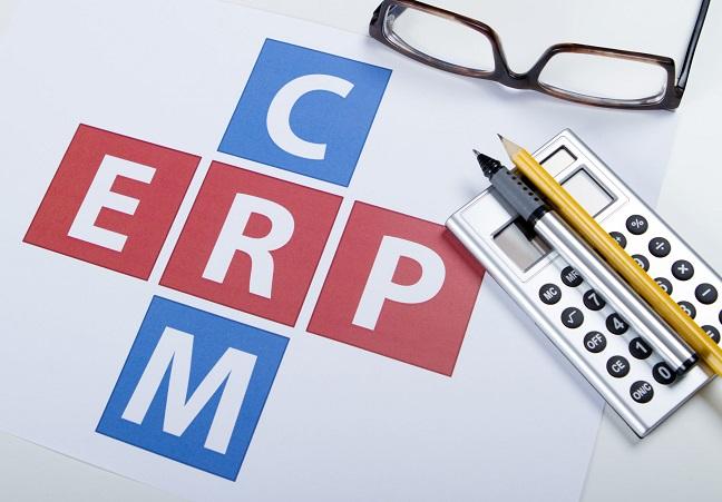 ERP和CRM有何不同?