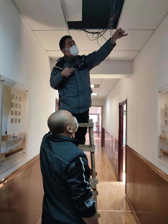 中国电信河北石家庄分公司迅速完成石家庄市第五人民医院固定电话移机工作